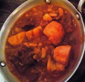 Iraqi beef stew